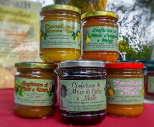 Marmellate e Confetture con Miele