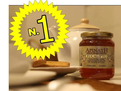 miele di EUCALIPTO – premiato N.1