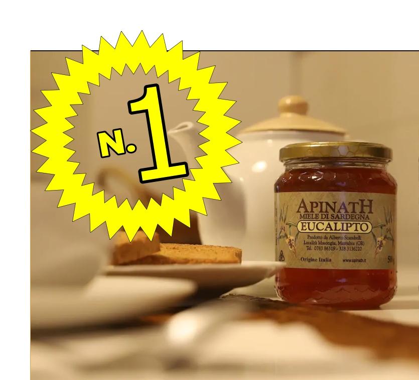 miele di eucalipto premiato